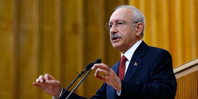 Kılıçdaroğlu'ndan Doğu Akdeniz açıklaması