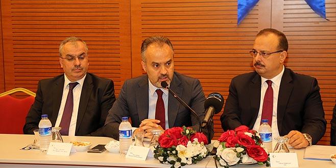 Bursa'nın en önemli sorunu masaya yatırıldı