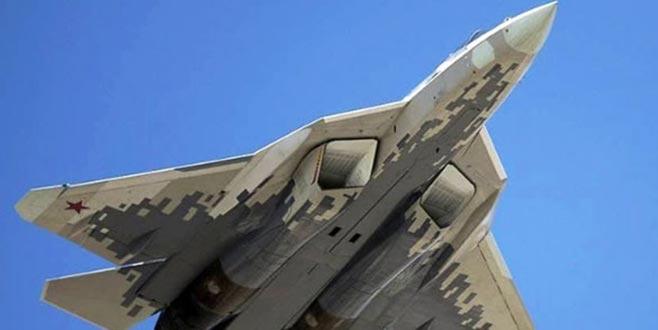 Rusya'dan 'Savaş Uçağı' teklifi
