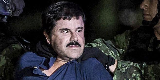 'El Chapo'ya ömür boyu hapis!