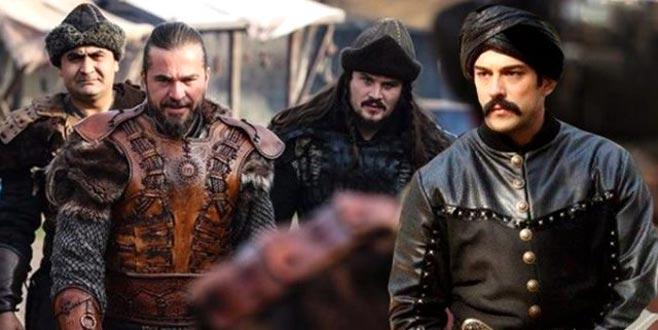 Diriliş Osman'a Kurtlar Vadisi'nden sürpriz transfer!