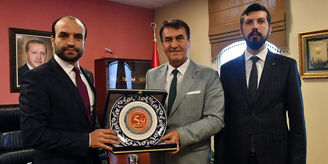 Osmangazi'nin projelerine MHP desteği