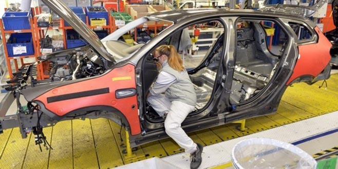 Dev fabrika üretime ara veriyor
