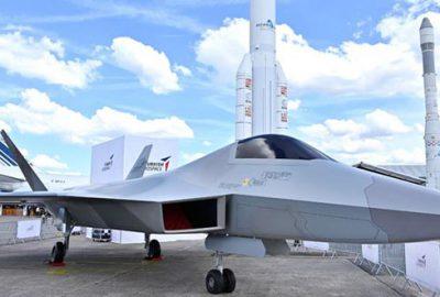 Milli Muharip Uçağı'na F-35 füzesi