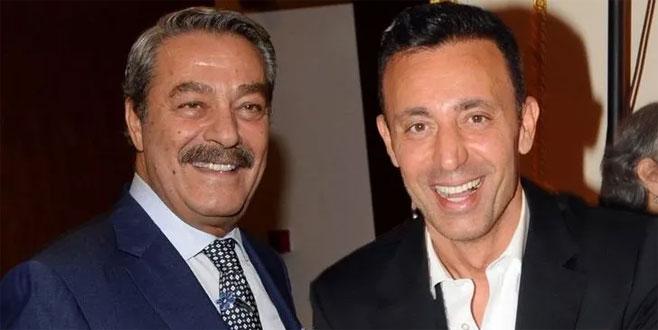 Mustafa Sandal ve Kadir İnanır buluşup hasret giderdi