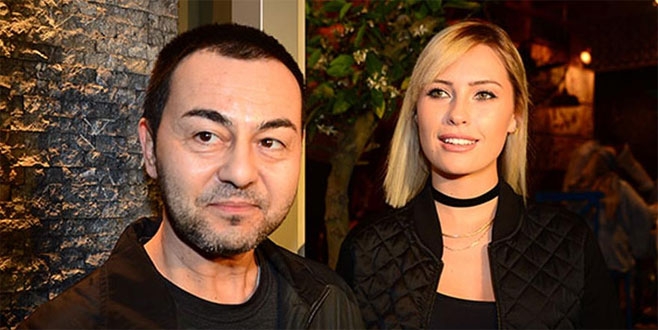 Serdar Ortaç ve Chloe Loughnan, boşanmak üzere adliyeye geldi