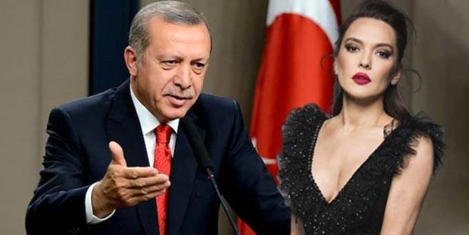 Instagram paylaşımından sonra Demet'e Erdoğan'dan sürpriz telefon
