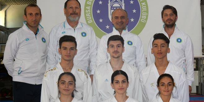 Dünya Şampiyonası'nda Bursa rüzgarı esecek