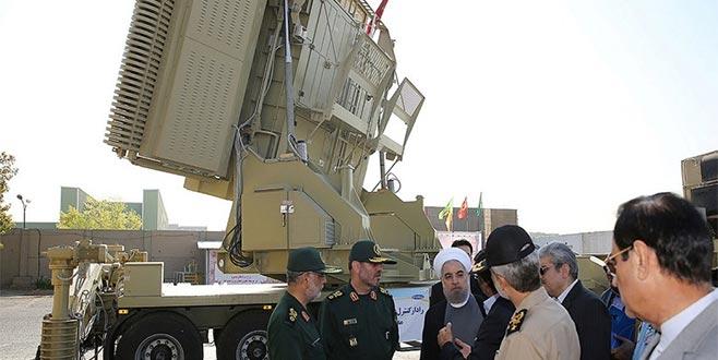 İran'ın yeni hava savunmasistemi
