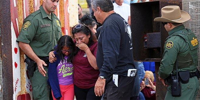 Göçmen çocuklara süresiz gözaltı