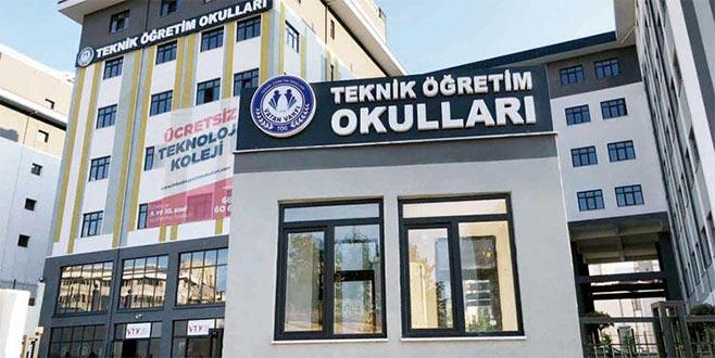 Bursa'ya Teknoloji Lisesi