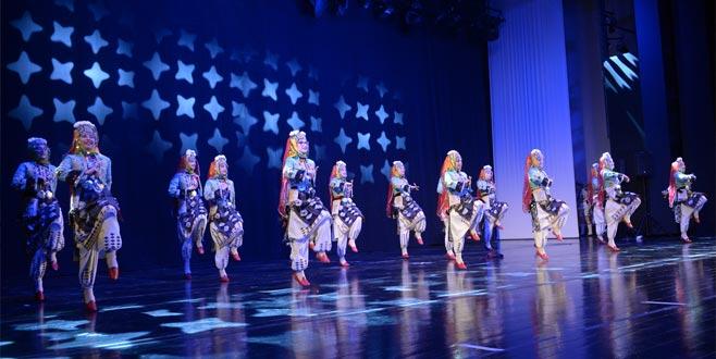 Geleceğin dansçıları Osmangazi'de yetişecek