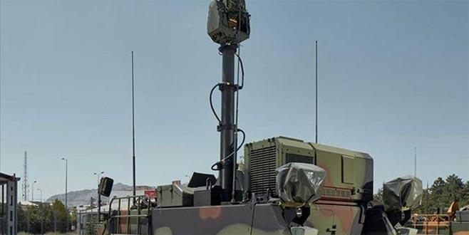 TSK'nin ateş gücüne teknolojik destek