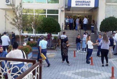 İstanbul'daki deprem sonrası Bursa'da panik