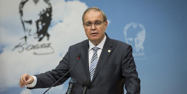 CHP Sözcüsü Öztrak; Büyük bir yanlış olarak tarihe geçti