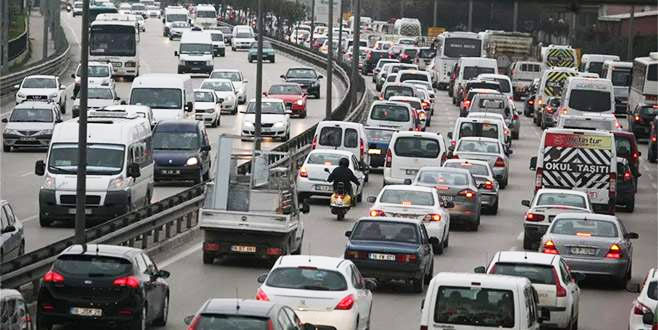 Bursalılar dikkat! Bazı yollar trafiğe kapatılacak