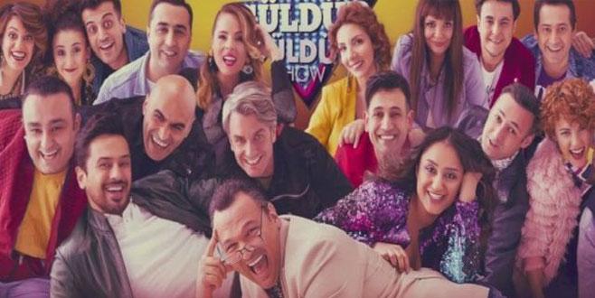 Güldür Güldür Show kadrosuna hangi ünlü oyuncular katıldı?