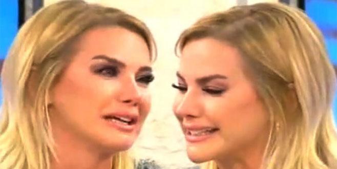 Tarkan'ın paylaşımı Ece Erken'i ağlattı!