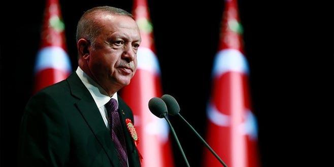 Erdoğan: Hep biz mi düşüneceğiz, biraz da onlar düşünsün