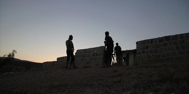 YPG/PKK ile ÖSO arasında çatışma
