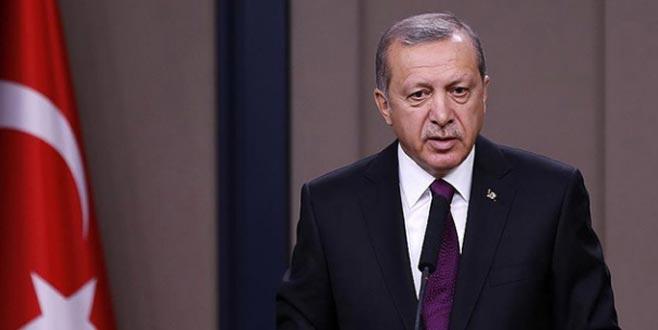 Cumhurbaşkanı Erdoğan Bursa'nın kurtuluş yıldönümünü kutladı