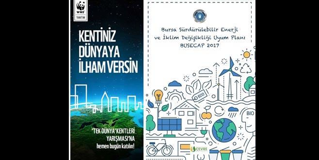 Bursa'nın hedefi 'Tek Dünya Kenti'