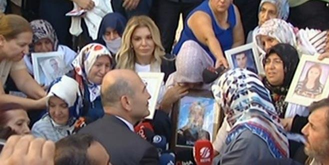 Soylu'dan Diyarbakır'daki ailelere ziyaret
