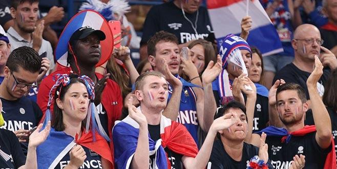 Fransa dünya üçüncüsü