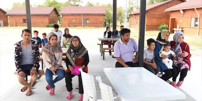 Afgan mültecilere Büyükşehir şefkati