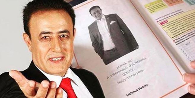 MEB'den Mahmut Tuncer'li ders kitabı açıklaması