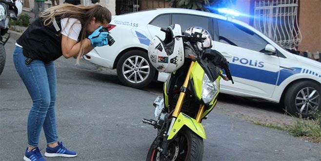Motosikletli saldırganlar dehşet saçtı: 5 yaralı
