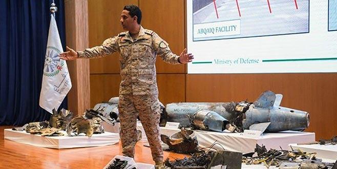 'Suudi Aramco saldırıları kesinlikle İran tarafından desteklendi'