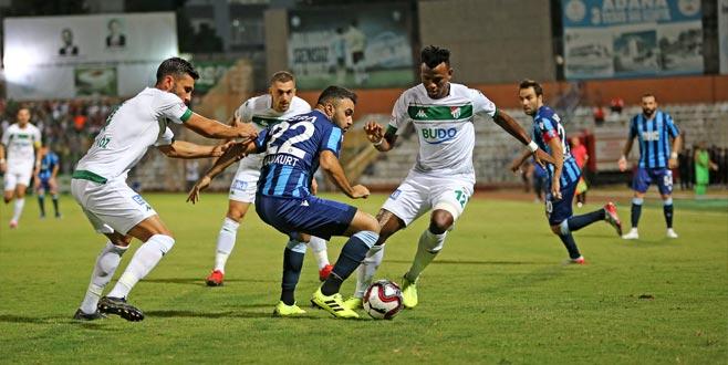 Adana'da hüsran: 4-1