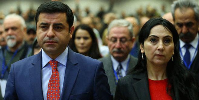 Başsavcılıktan 'Demirtaş ve Yüksekdağ' açıklaması