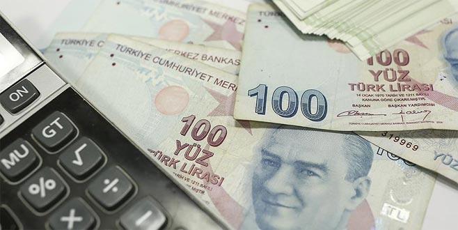 Bütçede 9 aylık açık 85,8 milyar lira