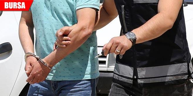 Kovalamacada yakalanan hırsızlık zanlıları tutuklandı