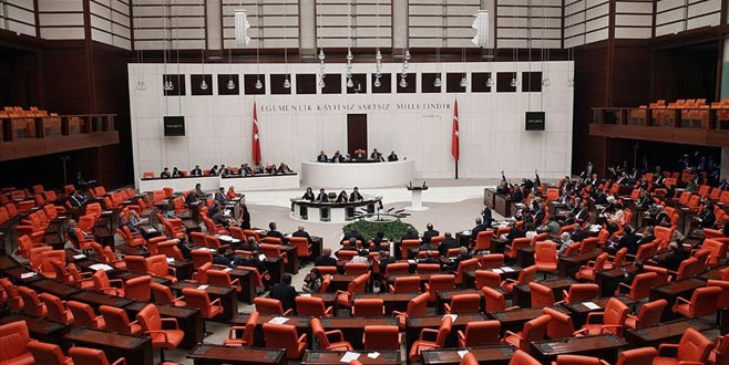 Yargı Reform paketinin ilk 10 maddesi TBMM'de kabul edildi