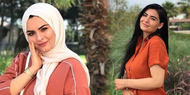 Mini elbiseli poz paylaşan Hanife'nin foyası ortaya çıktı