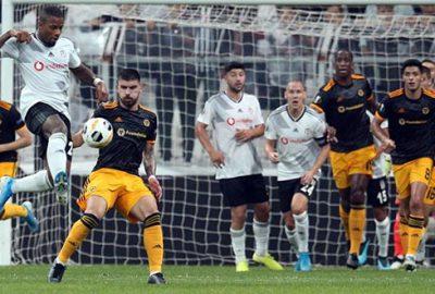 Beşiktaş 90+3'te yıkıldı