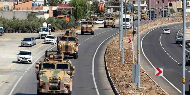Fırat'ın doğusuna Barış Pınarı Harekatı başladı