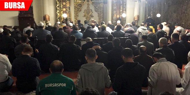 Dualar Suriye'deki Mehmetçik için