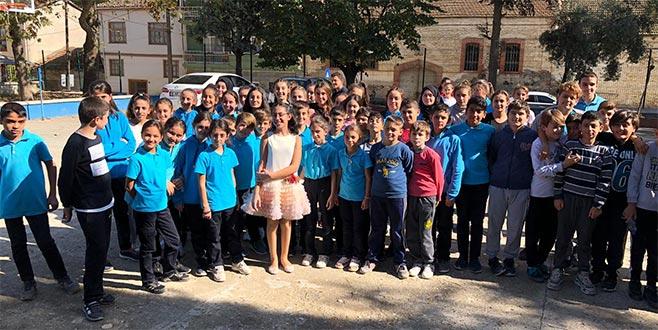 'Piyano dahisi'nden öğrencilere konser