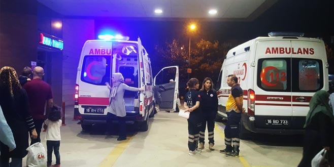 Bursa'da mantar kâbusu: 10 kişi hastanelik oldu