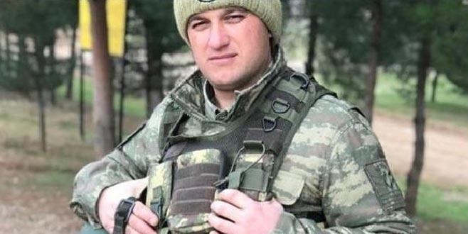 Bursalı asker Barış Pınarı Harekatı'nda yaralandı