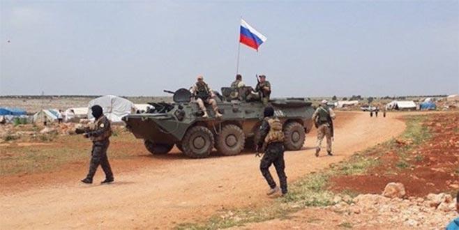 Rus güçleri Fırat'ın doğusunda