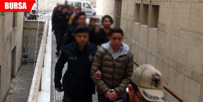 Sosyal medyada PKK/YPG propagandasına 4 tutuklama