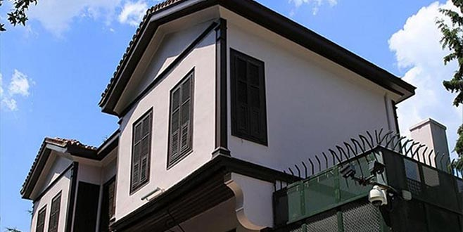 Atatürk Evi'ne yönelik eylem girişimi