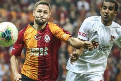 Galatasaray 5 maç sonra güldü