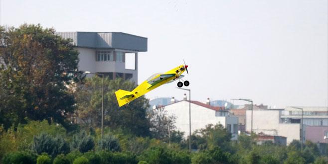 'Bursa Model Uçak ve Havacılık Festivali' başladı