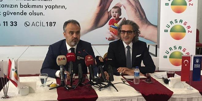 Aktaş'tan flaş açıklama: 'Bursa'nın tamamını…'